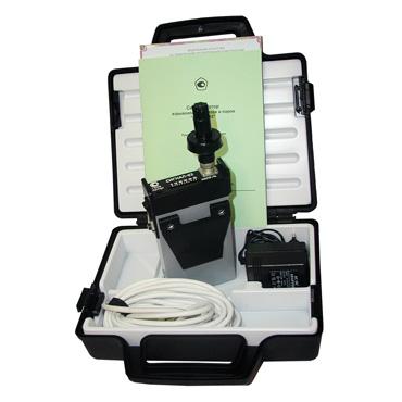 Сигнализатор взрывоопасных газов и паров (с каналом на кислород) переносной «Сигнал-02КМ»